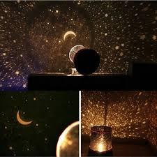 romantic led starry night sky projector lamp planetarium star