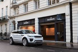 Range Rover Evoque 2016 Sweeps In With Fresh Wardrobe By Car