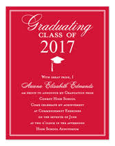 high school graduation announcement wording invitation wording sles by invitationconsultants