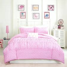 girls pink bedding sets comforter set twin u2013 rentacarin us