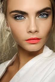 image found on bridalmusings image found on bridalmusings perfect wedding makeup for brides with blue eyes