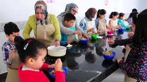 atelier cuisine pour enfants ateliers cuisine pour enfants 2 centre al mouallim