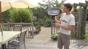 Floor Standing Electric Patio Heater by Wall Mounted Electric Patio Heater Youtube