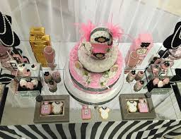 chanel baby shower chanel party ideas for a baby shower catch my party