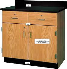 all base cabinet casework by diversified woodcrafts options