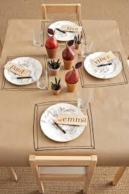how to decorate a thanksgiving dinner table 40 thanksgiving table settings thanksgiving tablescapes