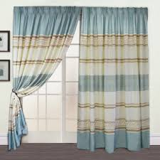 French Pleat Curtain Essina 4 5 Sliding Door Blackout French Pleated Curtain Sando Green