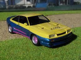 opel manta tuning opel manta b mattig 1991 model cars hobbydb