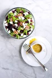 tangy apple vinaigrette saladsavors inspiration tangier and