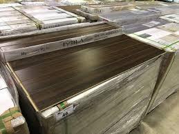 American Walnut Laminate Flooring Pallet Of Mila American Walnut Laminate Flooring