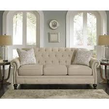 nfm black friday kieran sofa in natural nebraska furniture mart farmhouse feel