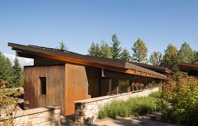 tumble creek cabin seattle architects on bainbridge island