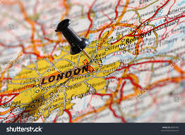 England On Map Travel England On Map London Stock Photo 8899756 Shutterstock