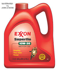 motor website exxon gallon motor oil john a ficchi u0027s website