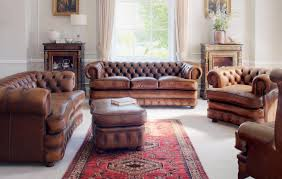 Chesterfield Sofa In Fabric by Sofa Chesterfield Style Sofa Superb Chesterfield Style Desk