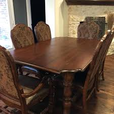 used dining room sets bernhardt dining room set dining chairs used dining room furniture