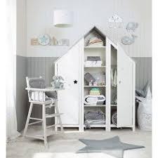 chambre bébé plage armoire 1 porte holidays blanc plage chambre armoire cabine