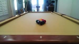 Table Pool Replacing Pool Table Felt You U0027ve Got Options Angie U0027s List