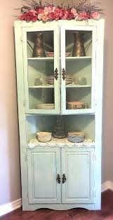 corner hutch dining room corner hutch dining room kitchen cabinet cabinets for crafty pics of