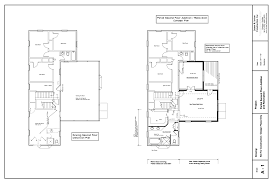 Master Bedroom Above Garage Floor Plans Partial Second Floor Home Addition Maryland Irvine Construction