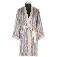 robe de chambre homme luxe ob9524850 luxe robes de soie pour hommes leopard satin robe de