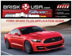 brisk spark plug flyers