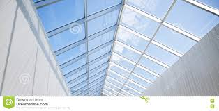 Pavilion Concept Modern Building Or Pavilion Glass Roof Stock Photo Image 79526224