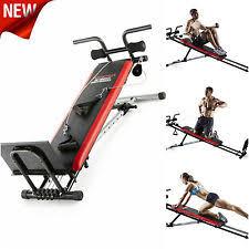 Weider 215 Bench Weider Home Gym Ebay