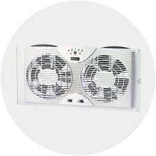 most powerful window fan fans portable ceiling fans target