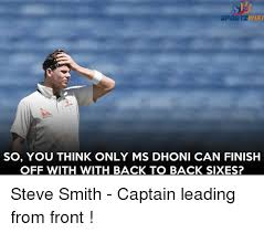 Ms Memes - spo wiki so you think only ms dhoni can finish off with with back to