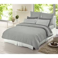 minimalist and elegant duvet cover grey hq home decor ideas