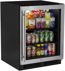 Glass Door Beverage Refrigerator For Home by Beverage Center Buying Guide Appliances Connection