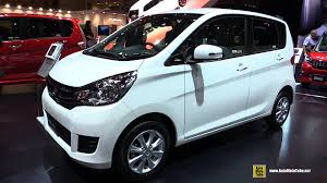 mitsubishi delica 2016 interior 2016 mitsubishi ek wagon exterior and interior walkaround 2015