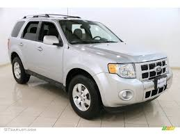 Ford Escape 2012 - 2012 ingot silver metallic ford escape limited 91081527