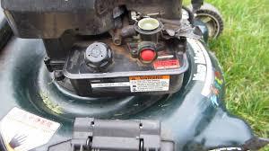 yard machine lawn mower carburetor diaphragm replacement briggs