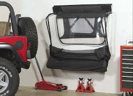how to store jeep wrangler top top storage for winter jeep wrangler forum