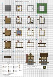 prototype floorplan layout mk3 wip by coltcoyote minecraft