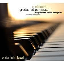 ad un piano gradus ad parnassum integrale des etudes pour piano danielle