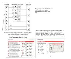 hvac thermostat wiring hangers hvac wiring diagrams