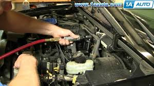 how to install replace ignition coil 91 10 ford v6 3 0l 4 0l 4 2l