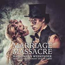 the marriage massacre halloween party the pod bar london