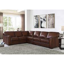 Sectional Recliner Sofas Leather Sofas Sectionals Costco