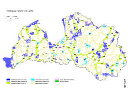 Russia Map U2022 Mapsof Net by Ecological Network Maps Ecnc Expertise Centre For Biodiversity
