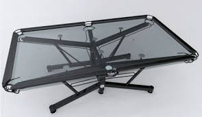 g1 glass top pool table the world u0027s first glass top table