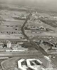 Portachere Las Vegas Nv The Sands Hotel U0026 Casino Aerial View Nevada Postcard