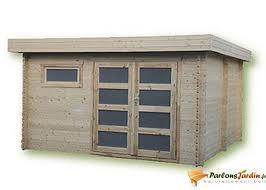abri de jardin 9m2 abri de jardin en bois toit plat ste maxime 14 9m parlonsjardin fr