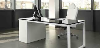 bureau mobilier artdesign bureaux design avec plateaux laqués vernis