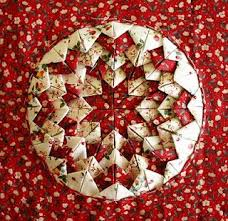 free small quilted ornaments ribbon quilt ornaments