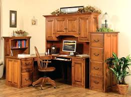 realspace magellan corner desk and hutch bundle office desk and hutch computer desk with hutch office depot