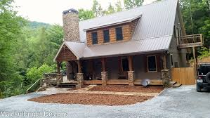cabin home plans a frame cabin plan boulder mountain cabin